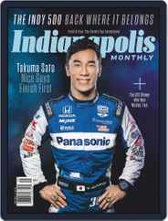 Indianapolis Monthly (Digital) Subscription May 1st, 2021 Issue
