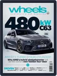 Wheels (Digital) Subscription May 1st, 2021 Issue