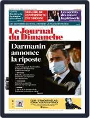 Le Journal du dimanche (Digital) Subscription April 25th, 2021 Issue