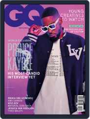 GQ South Africa (Digital) Subscription May 1st, 2021 Issue
