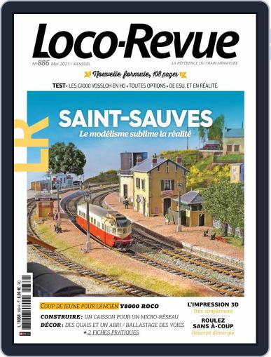 Loco-revue (Digital) May 1st, 2021 Issue Cover
