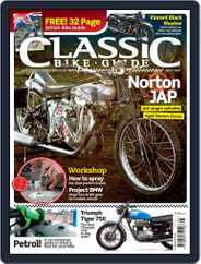 Classic Bike Guide (Digital) Subscription May 1st, 2021 Issue