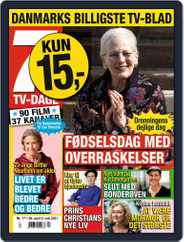 7 TV-Dage (Digital) Subscription April 26th, 2021 Issue