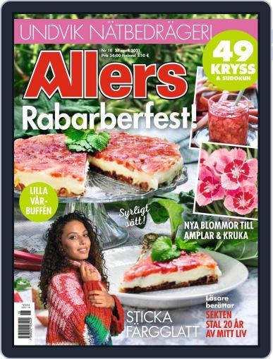 Allers (Digital) April 27th, 2021 Issue Cover