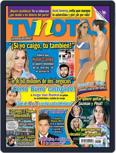 TvNotas (Digital) April 27th, 2021 Issue Cover