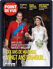 Point De Vue (Digital) Subscription April 28th, 2021 Issue