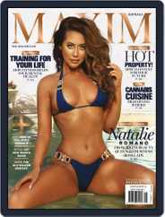Maxim Australia (Digital) Subscription May 1st, 2021 Issue