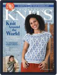 Interweave Knits (Digital) Subscription April 1st, 2021 Issue