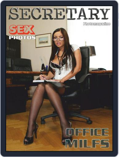 Sexy Secretary Adult Photo February 23rd, 2021 Digital Back Issue Cover