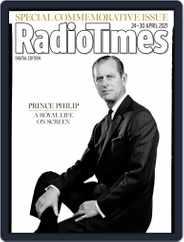 Radio Times (Digital) Subscription April 24th, 2021 Issue