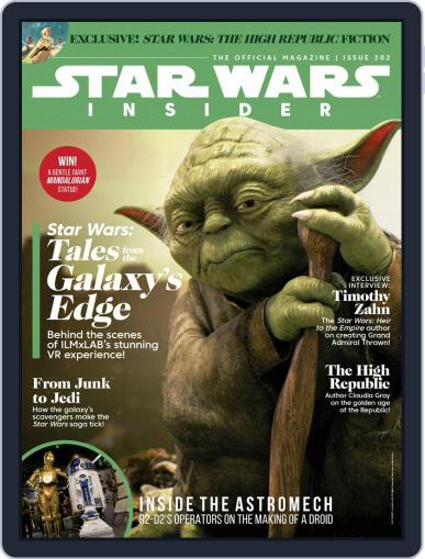 Star Wars Insider May 1st, 2021 Digital Back Issue Cover