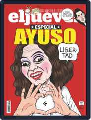 El Jueves (Digital) Subscription April 27th, 2021 Issue