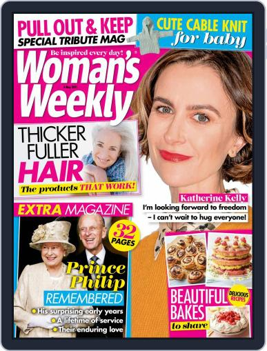 Woman's Weekly May 4th, 2021 Digital Back Issue Cover