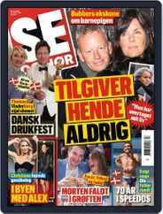 SE og HØR (Digital) Subscription April 28th, 2021 Issue