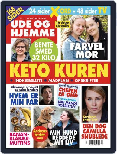 Ude og Hjemme (Digital) April 28th, 2021 Issue Cover