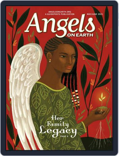 Angels On Earth (Digital) May 1st, 2021 Issue Cover