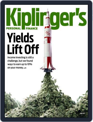 Kiplinger's Personal Finance (Digital) June 1st, 2021 Issue Cover