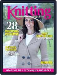 Australian Knitting (Digital) Subscription April 1st, 2021 Issue
