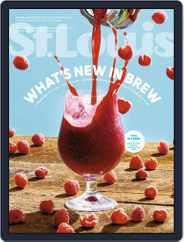 St. Louis Magazine (Digital) Subscription June 1st, 2021 Issue