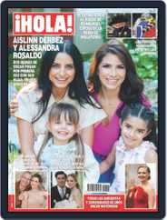 ¡Hola! Mexico (Digital) Subscription May 13th, 2021 Issue