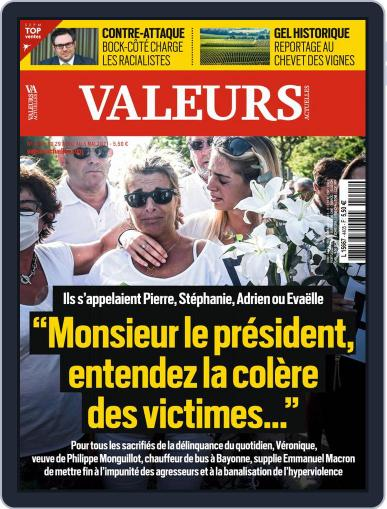 Valeurs Actuelles (Digital) April 29th, 2021 Issue Cover