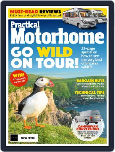 Practical Motorhome (Digital) July 1st, 2021 Issue Cover