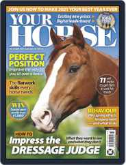 Your Horse (Digital) Subscription April 15th, 2021 Issue