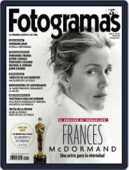 Fotogramas (Digital) Subscription May 1st, 2021 Issue