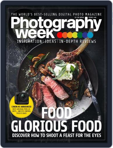 Photography Week (Digital) April 22nd, 2021 Issue Cover