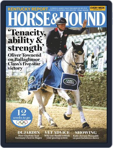 Horse & Hound (Digital) April 29th, 2021 Issue Cover