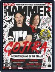 Metal Hammer UK (Digital) Subscription June 1st, 2021 Issue