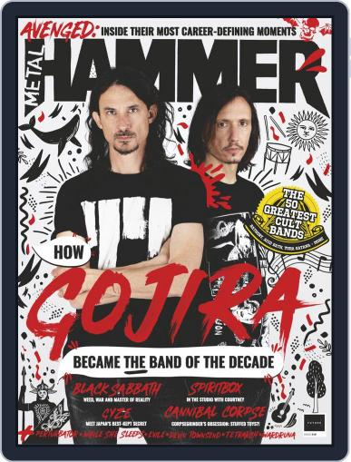 Metal Hammer UK June 1st, 2021 Digital Back Issue Cover