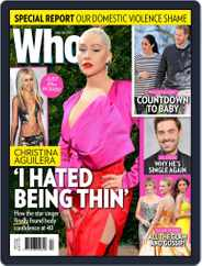 WHO (Digital) Subscription May 10th, 2021 Issue