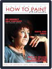 Australian How To Paint (Digital) Subscription April 1st, 2021 Issue
