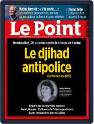 Le Point (Digital) Subscription April 29th, 2021 Issue
