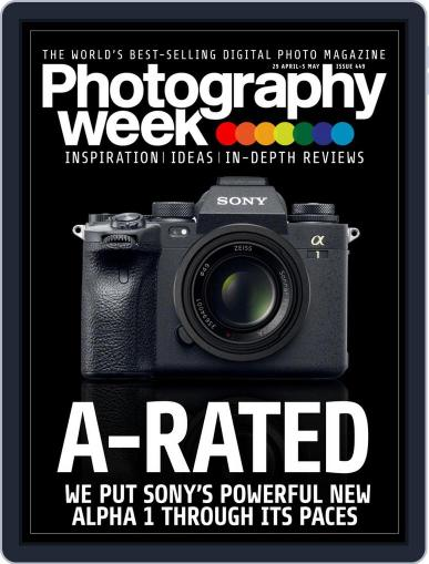 Photography Week (Digital) April 29th, 2021 Issue Cover