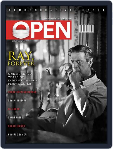 Open India April 30th, 2021 Digital Back Issue Cover