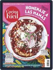 Cocina Fácil (Digital) Subscription May 1st, 2021 Issue