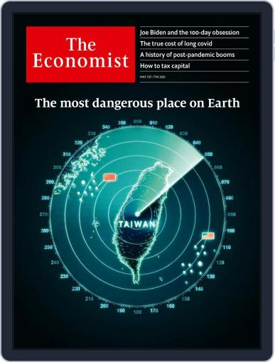 The Economist Continental Europe Edition May 1st, 2021 Digital Back Issue Cover
