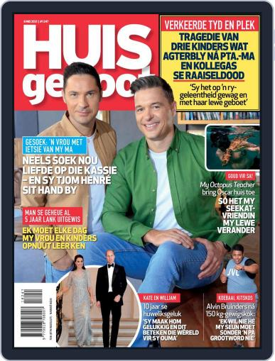 Huisgenoot (Digital) May 6th, 2021 Issue Cover