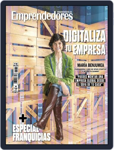 Emprendedores May 1st, 2021 Digital Back Issue Cover