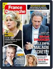 France Dimanche (Digital) Subscription April 30th, 2021 Issue
