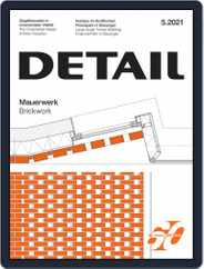 Detail (Digital) Subscription May 1st, 2021 Issue