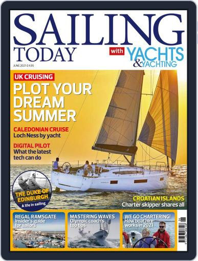 Sailing Today (Digital) June 1st, 2021 Issue Cover