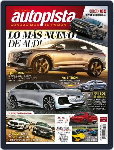 Autopista April 20th, 2021 Digital Back Issue Cover