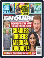 National Enquirer (Digital) Subscription May 10th, 2021 Issue