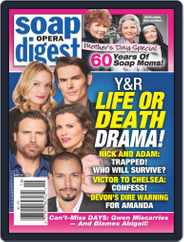 Soap Opera Digest (Digital) Subscription May 10th, 2021 Issue