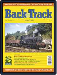 Backtrack Magazine (Digital) Subscription August 1st, 2021 Issue
