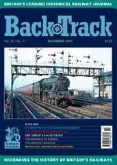 Backtrack Magazine (Digital) Subscription November 1st, 2021 Issue