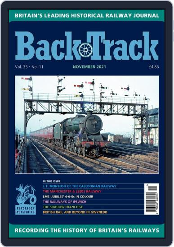 Backtrack Magazine (Digital) November 1st, 2021 Issue Cover